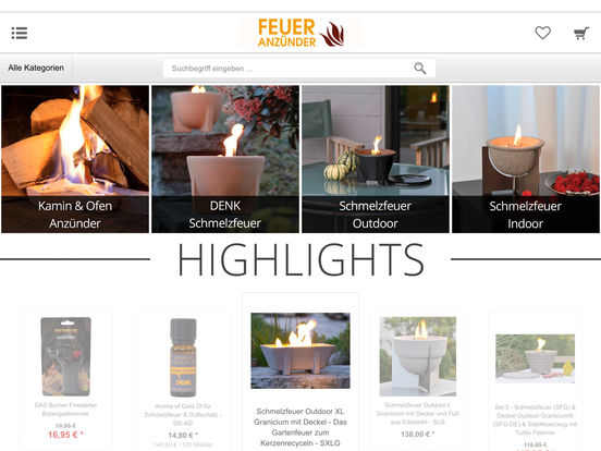 app shopper silver gmbh haus garten lifestyle. Black Bedroom Furniture Sets. Home Design Ideas