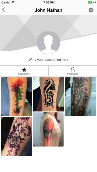 Inko Tattoo screenshot 3