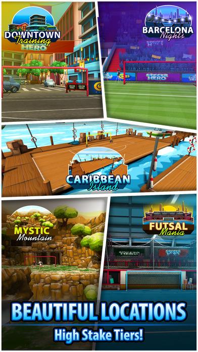 Soccer! Hero screenshot 3