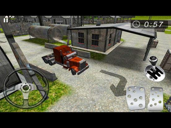 Army Base Camp Parking screenshot 8