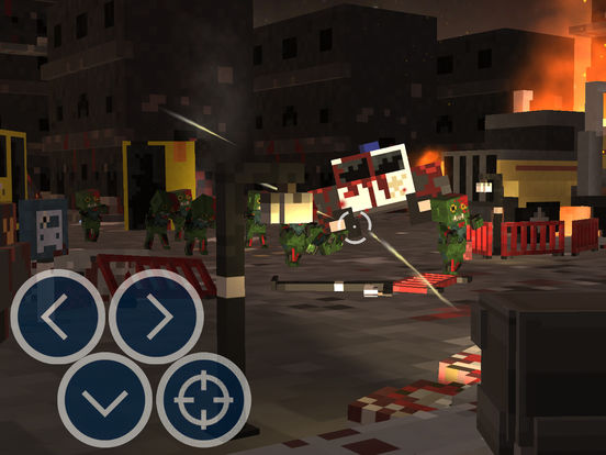 Zombie Survival Experiment Day PRO screenshot 6