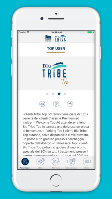 Blu Tribe screenshot 3
