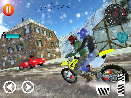 Extreme Offroad Bike Rider Stunts screenshot 8