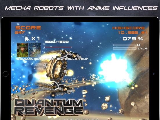 Quantum Revenge Lite screenshot 7