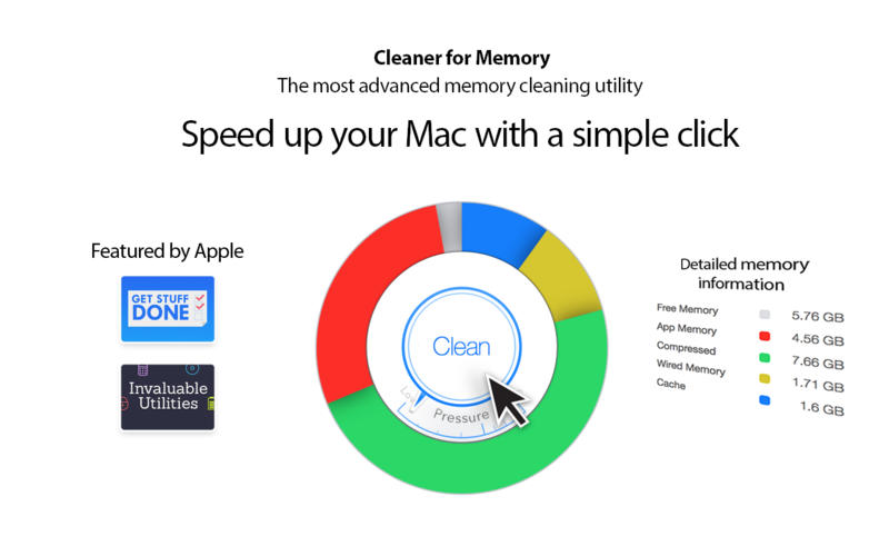 how to clear mac system memory