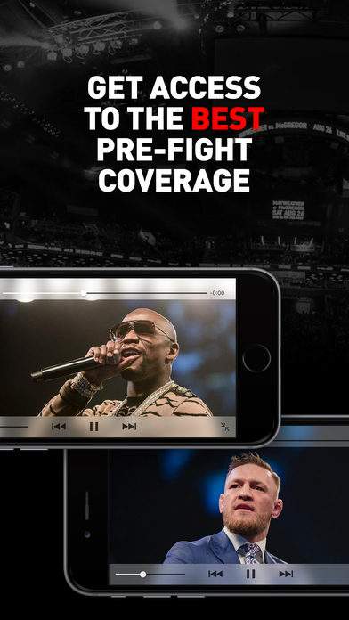 SHOWTIME PPV- Mayweather vs. McGregor- Stream Live screenshot 2