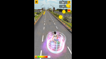 Traffic Skate Adventure screenshot 1