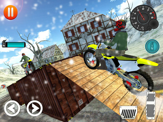 Extreme Offroad Bike Rider Stunts screenshot 6