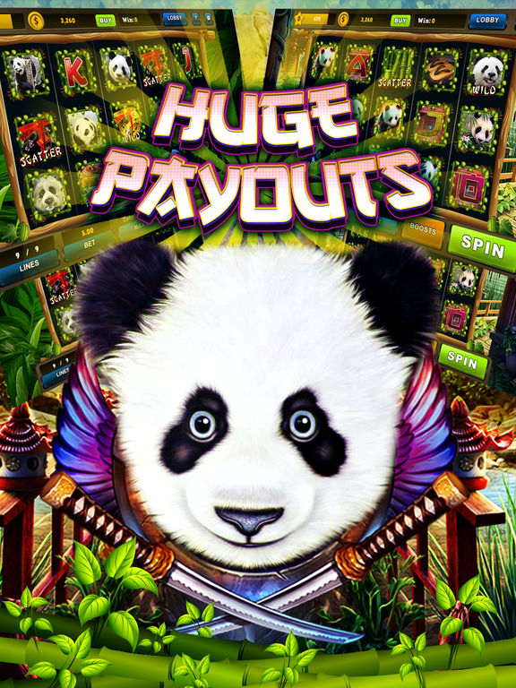 panda slot machine app