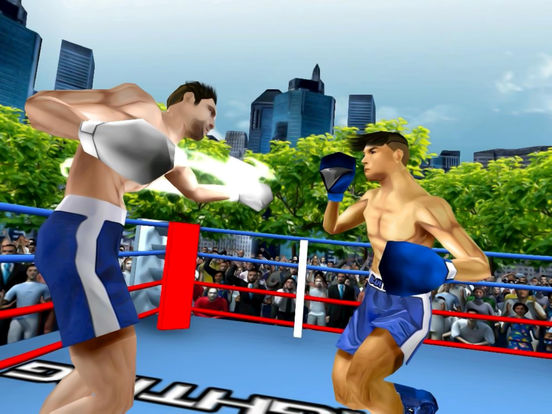 Fists For Fighting (Fx3) Free iPad Screenshot 3