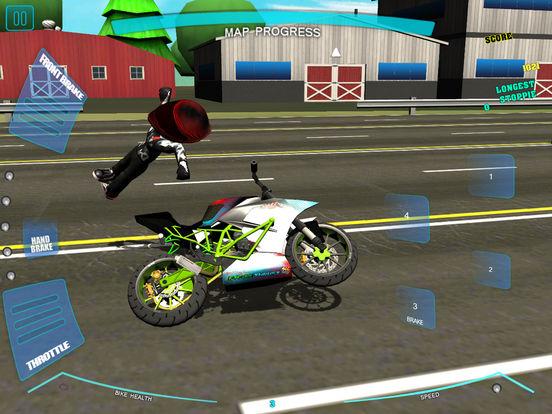 Скачать Stunt Bike Freestyle