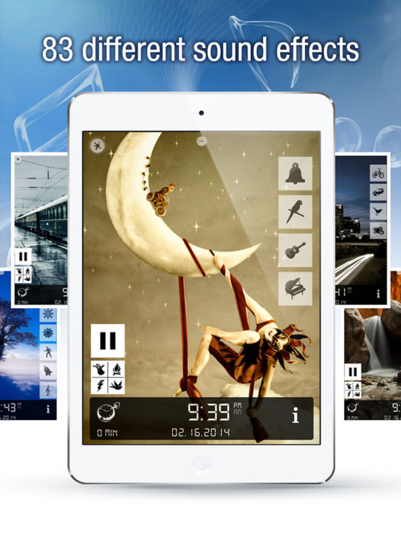 Sleep Bug Pro: White Noise Soundscapes & Music Box Screenshots