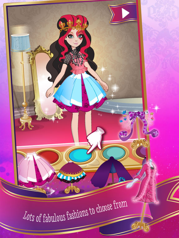 Ever After High™ Charmed Stylescreeshot 3