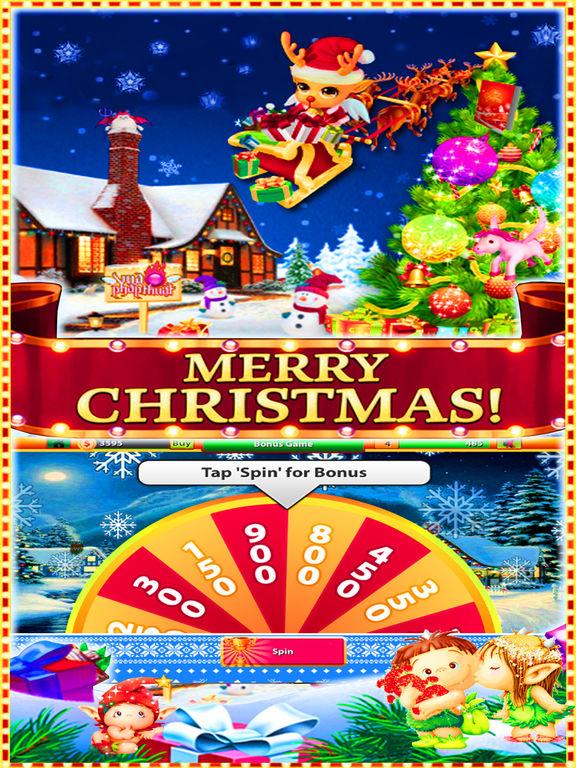 Merry Christmas Slots - Free Online MultiSlot Slots Game