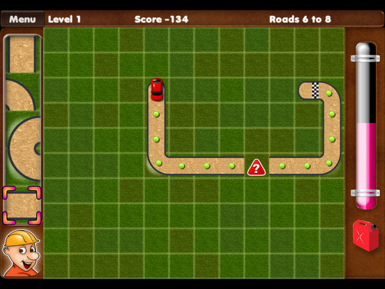 Road Construction iPad Screenshot 3
