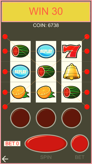 Screenshot 3 Slot Machine Mini