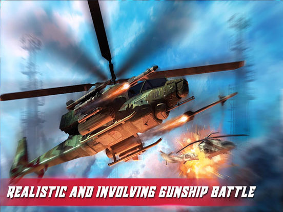 VR US Army Commando Gunship-PRO screenshot 10
