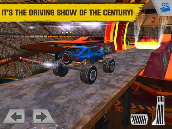 Monster Truck Arena Stunt Driver screenshot 7