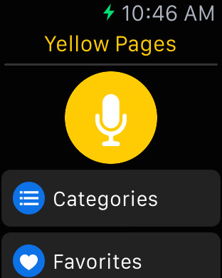 Yellow Pages iPhone Screenshot 6