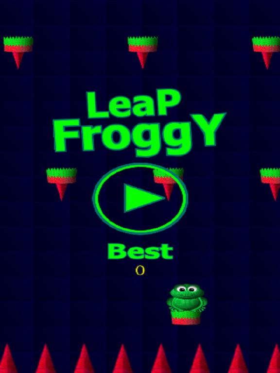 Leap Froggy Lite screenshot 5
