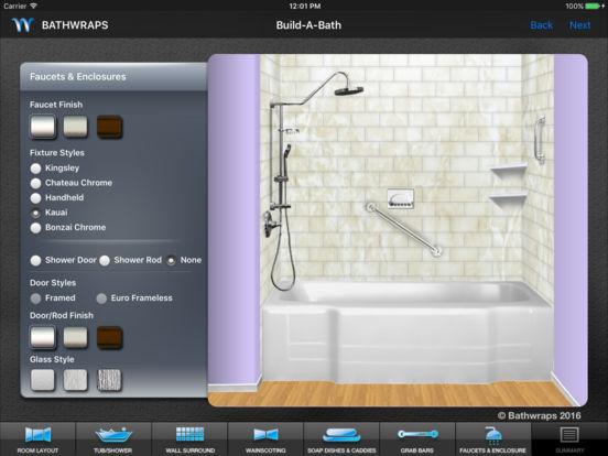 Captura de tela do iPad 5