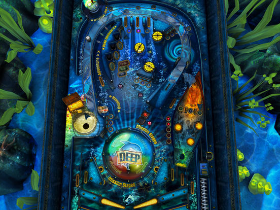 The Deep Pinball iPad Screenshot 3