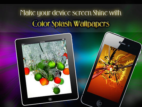 Color Splash Wallpapers √ Screenshots