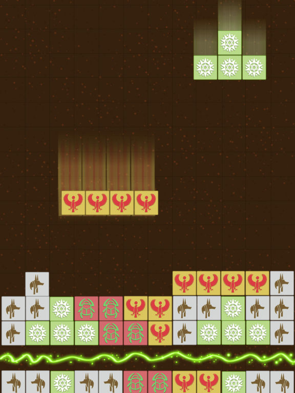 Crazy Symbol Block Drop screenshot 3