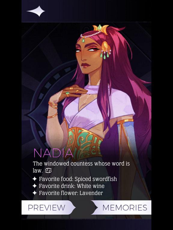 The Arcana Screenshot