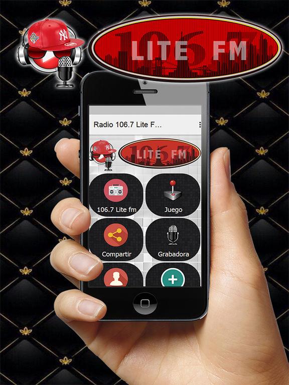 Pleasant Radio 106 7 Lite Fm Desde New York On The App Store Easy Diy Christmas Decorations Tissureus
