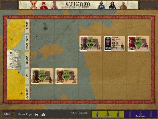 Avignon: A Clash of Popes screenshot 8