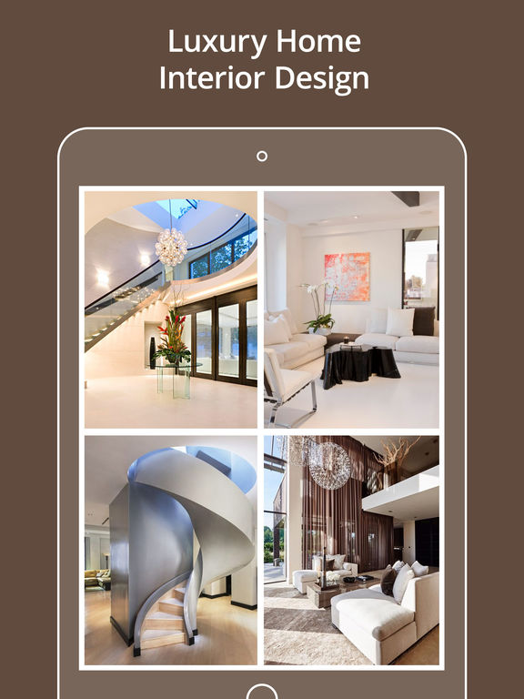 App shopper luxurious home interior designs catalogs for Interior designs app