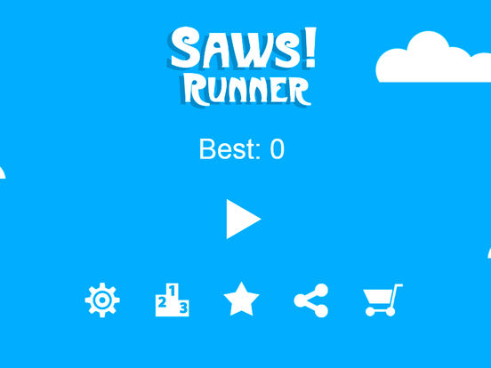 Saws! Runner Pro Screenshots
