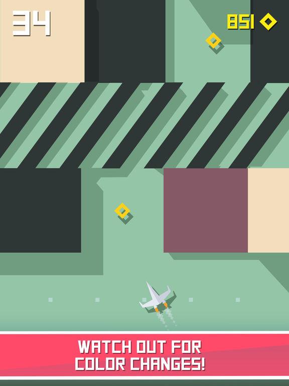 Скачать игру Flight Color