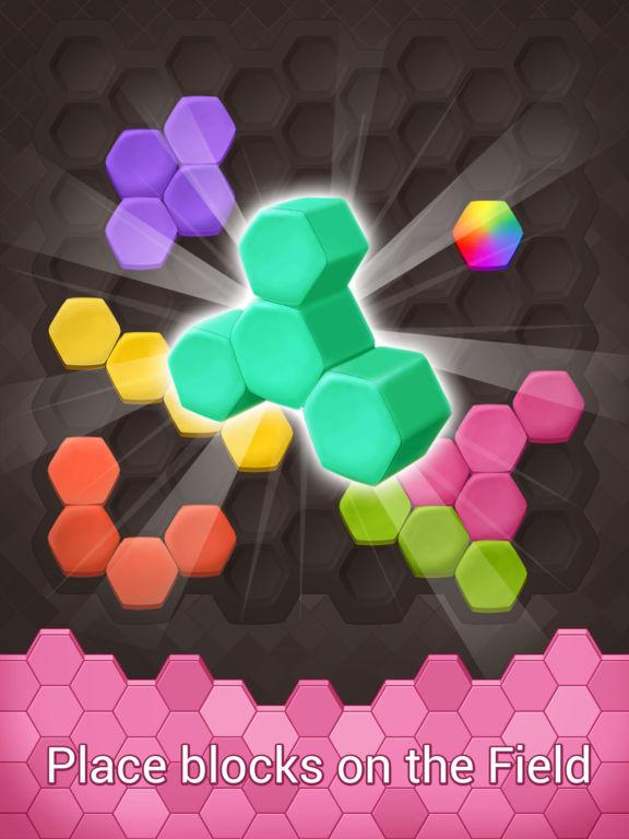 Hexus Puzzle screenshot 4