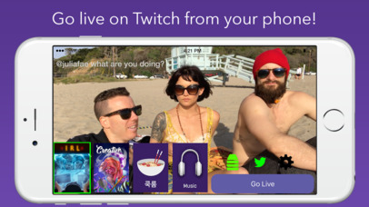 IRLTV - Live Video Streaming For Twitch Screenshot
