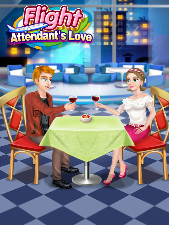 Flight attendant dating app