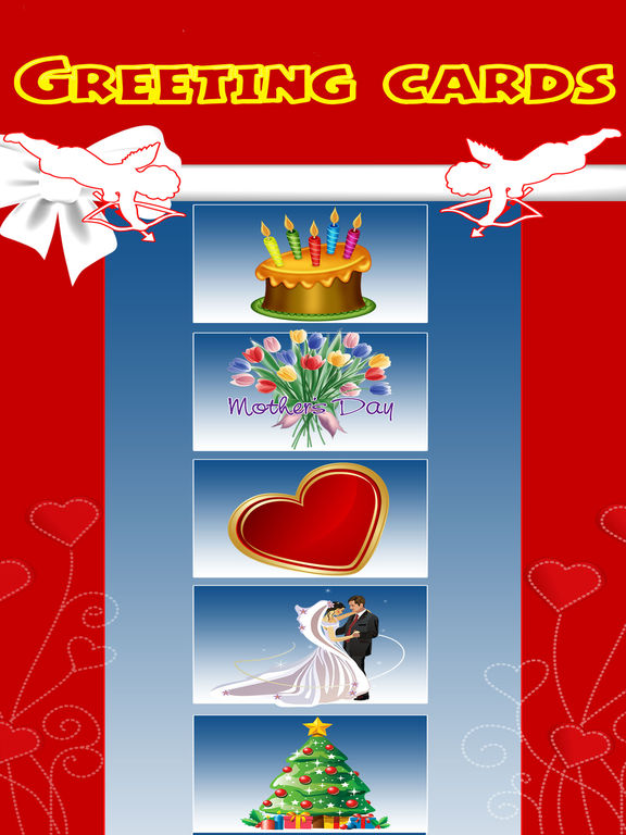 Greeting Cards Happy Birthday Love Mothers Day on the App Store – Ipad Birthday Card