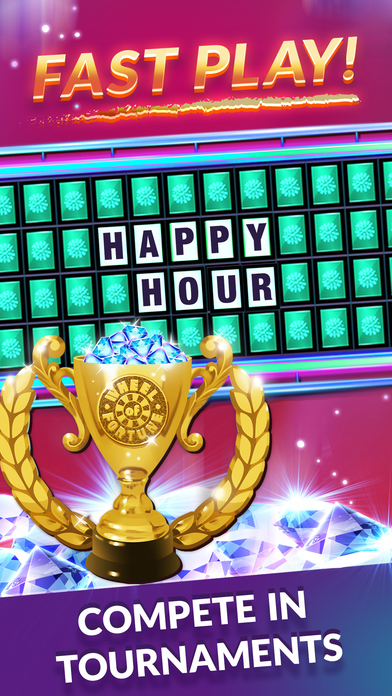 Wheel of Fortune Free Play: Game Show Word Puzzles Screenshot