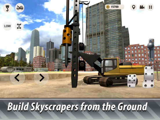 Skyscraper Construction Simulator Full screenshot 6