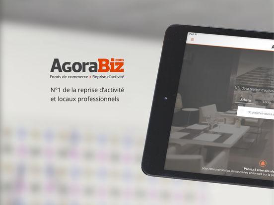 AgoraBiz iPad Screenshot 1