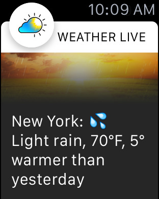 Screenshot #11 for Weather Live Free - Weather Forecast & Alerts