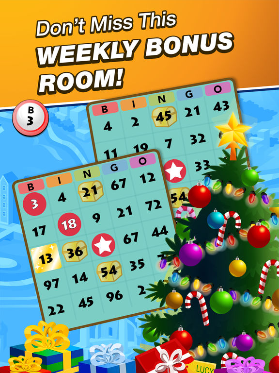 Bingo Blitz: Bingo Live Rooms & Slot Machine Games iPad