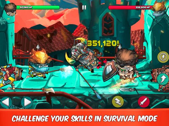 Tiny Gladiators screenshot 9