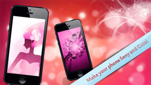 Wallpapers - Pink Edition Pro Screenshots