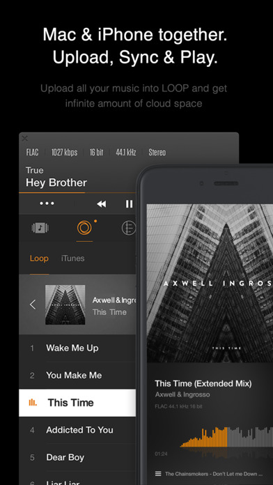 VOX: FLAC Music Player with MP3 & Equalizer Screenshots