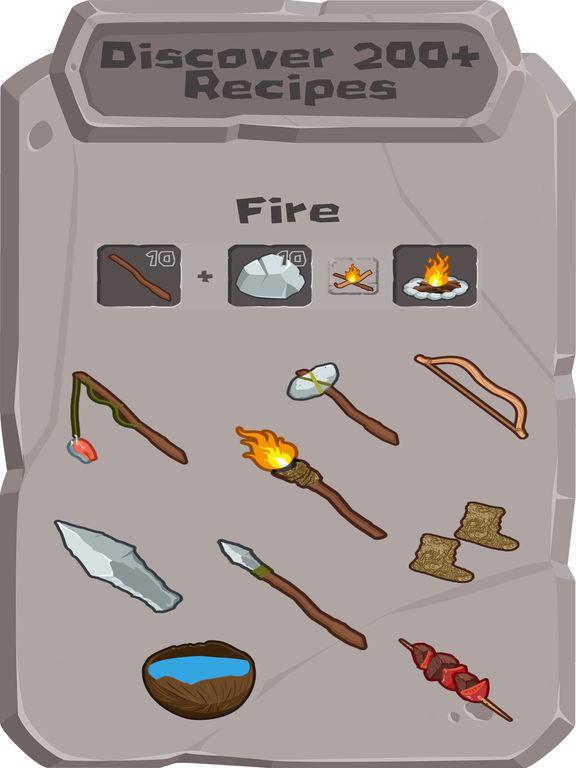 Crafter Game - Incremental Puzzle RPG Game Screenshots