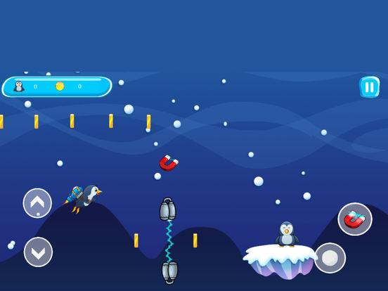 Penguin Flyer screenshot 10