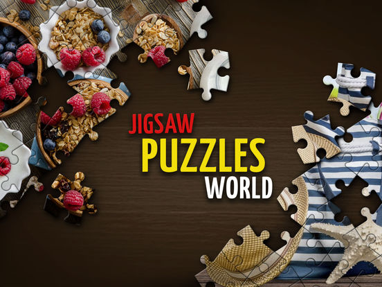 Jigsaw Puzzles World screenshot 10