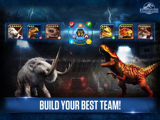 Jurassic World™: The Gamescreeshot 1